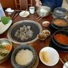 【済州島グルメ】黒豚サムギョプサルを定食でお得に楽しむ!