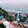 【九州旅行記.7】絶景の「鵜戸神宮」に参拝。珍しい下り宮をおりつつ、陽差しと海の匂いを感じる。