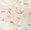 東京からお隣山梨までが遠い!実は栃木の方が近い!