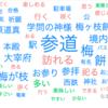 福岡観光では外せない☆昔は受験生の聖地。今は外国人観光客で賑わう天満宮。梅が枝餅でおなじみ太宰府天満宮。
