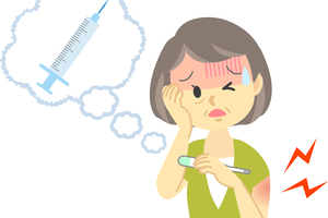 【企業向け新型コロナウイルス対策情報】第51回~新型コロナウイルスワクチン接種後の発熱・かぜ症状