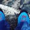 ハイキングシューズのオススメ、長年愛用しているモンベルのウッドランドウォーカー