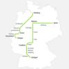 ドイツで格安バス会社FLIXBUSと格安列車FLIXTREINのはなし