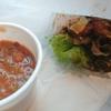 横須賀中央【SETTE】サンドウィッチ(スープ付) ¥650