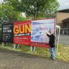 GUNー新潟に前衛があった頃ー展の展示−1