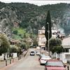 (フェトヒエ)という町に来るのに、ひたすらバスを待って! トルコの土日、ホンマに死んでるもんなぁー!