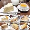 最近ハーブスで食べたケーキ7種!念願のホワイトチョコレートケーキも♡(HARBS)