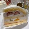 コージーコーナー『苺のフルーツケーキ』るなぴむ。の誕生日ケーキ第1弾✨