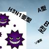 インフルエンザの型はどう区別(A型、B型、香港型?)