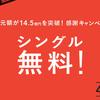 4/30まで限定でシングル配信料無料!! TuneCoreJapanが総計14億円還元感謝キャンペーン実施中