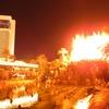 アメリカ43日目②〜無料火山噴火ショー、ブラックジャック、ラスベガス空港ラウンジ〜 世界一周149日目★後半
