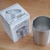ニトリのステンレスタンブラー(280ml)がホット&アイスコーヒー用に丁度いいサイズ