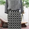 スカートの原型でインベルなしのストレートスカートを作ってみた。ー②