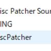 【PS2改造】2020年最新 ESR disc patcher 吸い出したPS2ソフトのISOにパッチを当てて改造したPS2で動作させるソフト