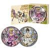 【ジョジョ】食玩『ディスクART ジョジョの奇妙な冒険 黄金の風』12個入りBOX【バンダイ】より2021年6月発売予定♪