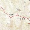 久住連山登山 視界の悪い日でも山中で地形図とコンパスを使いこなせるか? 中岳-稲星山-久住山を登ってみた(前編)