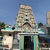 小さなヒンズー教寺院参拝が、地味に良かった