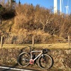 今朝の大川原高原は寒過ぎでタイムも寒かった