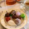 Belmond Mount Nelson Hotel(ベルモンドマウントネルソンホテル) :  Afternoon Tea @ ロビーラウンジ