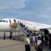 (祝インボラ!)中国東方航空のA321型機ビジネスクラスで北京から名古屋へ(PEK -> NGO)