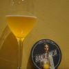 TAP①開栓:イタリア・ウンブリア、クリーミーなベルジャンホワイト『BIRRA FLEA Costanza~Blonde ALE~』