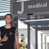 ボカ・ジュニアーズのベタンクール、J メディカルを訪問
