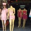タイのストリートファッションチェック