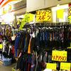 スポーツ用具を安く買いたい人必見!!!定価の50%オフされている店紹介します!