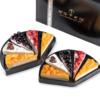 【銀座千疋屋】アイス フルーツ タルト 5種類10個 クリスマスケーキ 2020を送った。