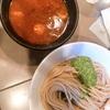 【グルメ】新宿で食べた濃厚海老トマトつけ麺かま美味かった😄