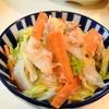 【1食67円】キャベツと大根と人参のツナわさびマヨサラダの自炊レシピ
