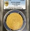 イギリス1351-2年ノーブル金貨PCGS MS65