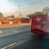 「メキシコ上陸」バスと、メキシコシティの渋滞、いろいろな試み、好感度UPです