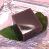 南青山『菊家』水ようかん。夏になると食べたくなる味。そしてミニ最中菊かげ。