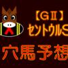 【GⅡ】セントウルS 結果 回顧