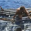 フェデックスの航空機が墜落。無人島で4年余り暮らす。「キャストアウェイ」トムハンクス