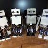 週刊中ロボ93 吉野式二足歩行ロボット3Dモデルを公開しました