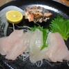 黒メバル・サザエ・タイラギ・焼鯛