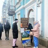 サンクトペテルブルクは観光シーズン到来?!