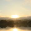 朝景色~その111『朝日は命の源』