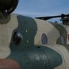 大型輸送ヘリは乗り心地抜群 CH-47J