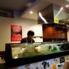 寿司ネタケースとマダム
