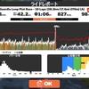 【ロードバイク】Zwiftトレーニング50日目_ベーストレ&Zwiftレース_20200715