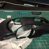 Revell マクラーレン 570S 製作 ⑧ 研ぎ出し 前編