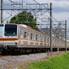 東京メトロ7101F 新河岸~みずほ台