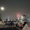 隅田川花火大会観覧スポットの瑞光橋公園に行ってみたらベストスポットだった