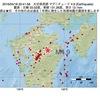 2016年04月18日 20時41分 大分県西部でM4.9の地震