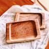 わたなべ木工のパン皿とサンドイッチロール