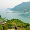 【香港:南丫島】 索罟灣が一望できる私イチオシの見晴らしもある 休憩スポット『観景亭』