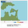 震源地青森県北下半島震度3 陸奥半島で地震!津波に警戒してください